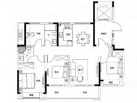 出售荣盛锦绣天地3室2厅2卫133平米400万住宅